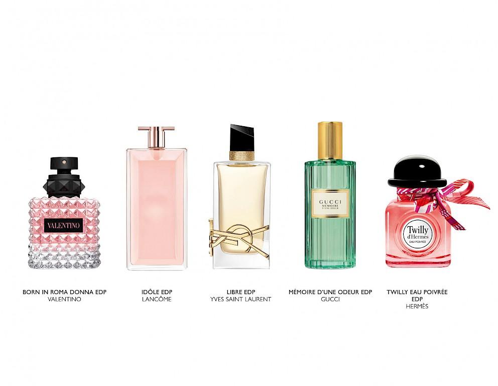 Parfum Fernsehserie Nominierungen